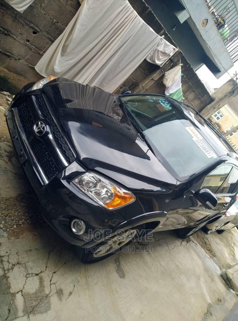 Toyota RAV4 2010 3.5 Limited 4x4 Black