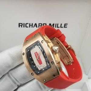 High Quality RICHARD MILLE Rubber Watch for Women | Watches for sale in Lagos State, Magodo