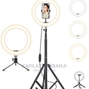 10 Inches And 18 Inches Led Ring Light | Accessories & Supplies for Electronics for sale in Lagos State, Lagos Island (Eko)