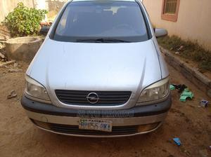 Opel Zafira 2003 Silver   Cars for sale in Kaduna State, Kaduna / Kaduna State