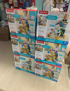 Fisherprice Learn With Me Zebra Walker   Children's Gear & Safety for sale in Lagos State, Ikeja