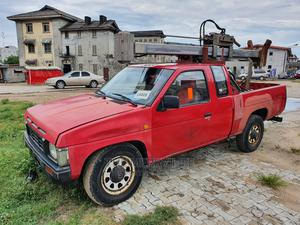 Nissan Pick-Up 1991 Red   Cars for sale in Lagos State, Ikoyi
