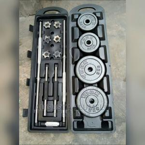 50kg Barbell Set | Sports Equipment for sale in Lagos State, Lekki