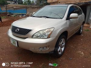 Lexus RX 2005 330 Gold | Cars for sale in Enugu State, Enugu