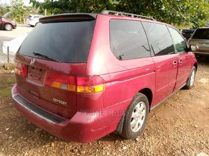 Honda Odyssey 2004 LX Automatic Red | Cars for sale in Abuja (FCT) State, Katampe