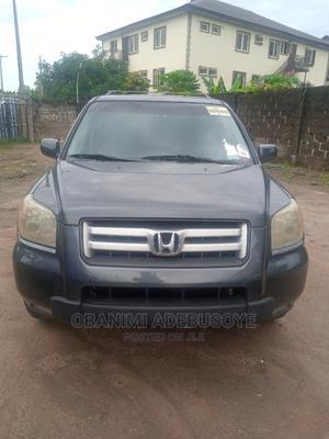Honda Pilot 2006 Blue | Cars for sale in Lagos State, Alimosho
