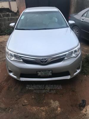 Toyota Camry 2012 Silver | Cars for sale in Ogun State, Sagamu