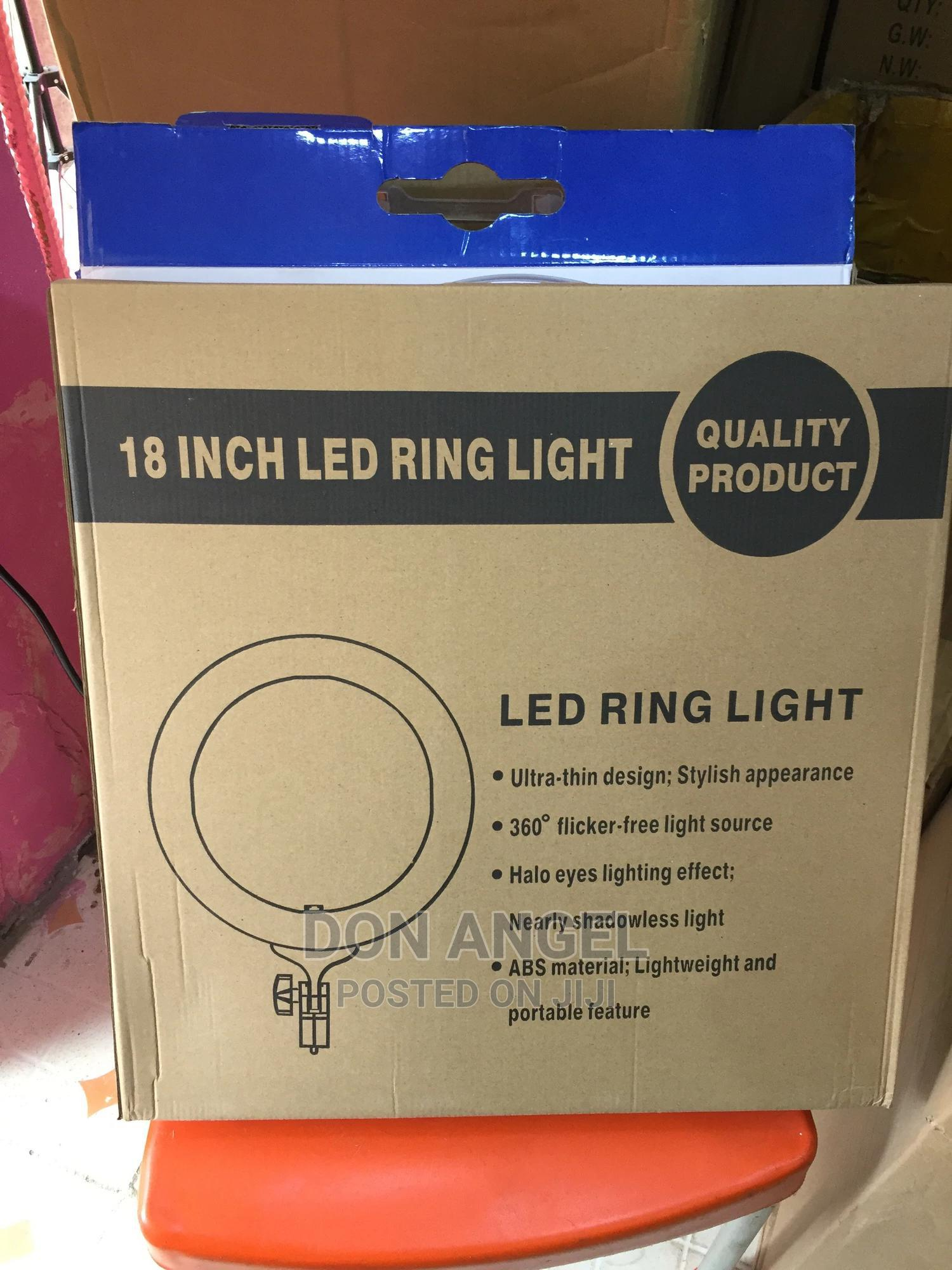 """18"""" Ring Light"""