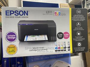 Epson L3111 Sublimation (Print, Scan and Copy ) Printer | Printers & Scanners for sale in Lagos State, Ikeja