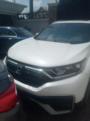 New Honda CR-V 2020 Touring AWD White   Cars for sale in Lagos State, Ikeja