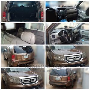 Honda Pilot 2009 Brown | Cars for sale in Edo State, Benin City