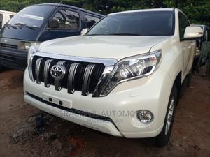 Toyota Land Cruiser Prado 2017 2.7 White   Cars for sale in Lagos State, Apapa