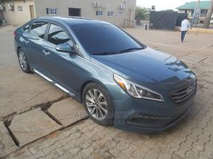 Hyundai Sonata 2015 Blue   Cars for sale in Abuja (FCT) State, Jikwoyi