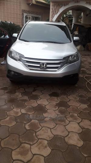 Honda CR-V 2013 Silver   Cars for sale in Lagos State, Abule Egba