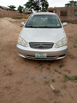 Toyota Corolla 2004 LE Silver   Cars for sale in Oyo State, Orelope