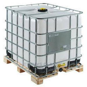 Plastic Intermediate Bulk Container, for Storage.   Plumbing & Water Supply for sale in Lagos State, Lekki