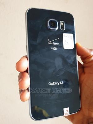Samsung Galaxy S6 32 GB Black | Mobile Phones for sale in Edo State, Auchi