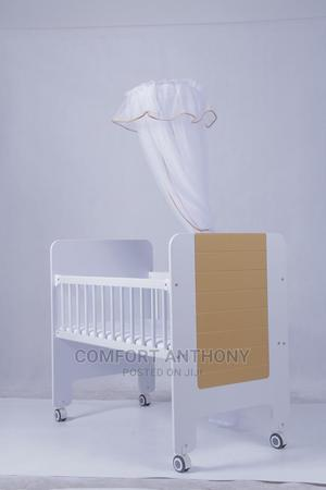 Luxurious Baby Wooden Crib   Children's Furniture for sale in Lagos State, Ajah