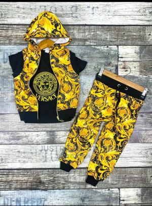Turkey Quality Unisex Children Joggers | Children's Clothing for sale in Lagos State, Amuwo-Odofin