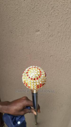 Stoned Walking Stick | Clothing Accessories for sale in Lagos State, Ogudu