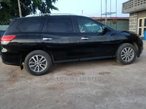 Nissan Pathfinder 2016 SL 4dr FWD (3.5L 6cyl) Black | Cars for sale in Lagos State, Ikotun/Igando