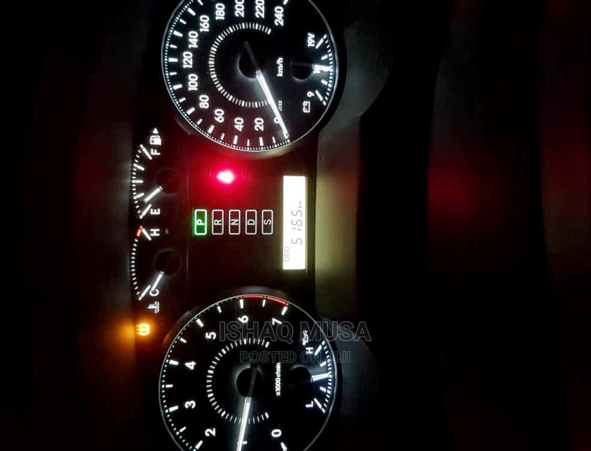 Archive: Toyota Land Cruiser 2017 5.7 V8 VXR Black