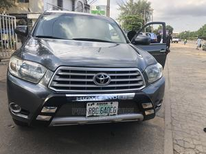 Toyota Highlander 2011 Limited Gray   Cars for sale in Abuja (FCT) State, Garki 2