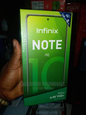 New Infinix Note 10 Pro 128 GB Black | Mobile Phones for sale in Lagos State, Ikeja