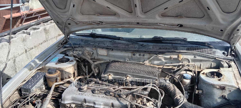 Archive: Nissan Primera 2000 Silver