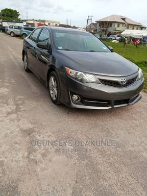 Toyota Camry 2014 Gray   Cars for sale in Lagos State, Surulere