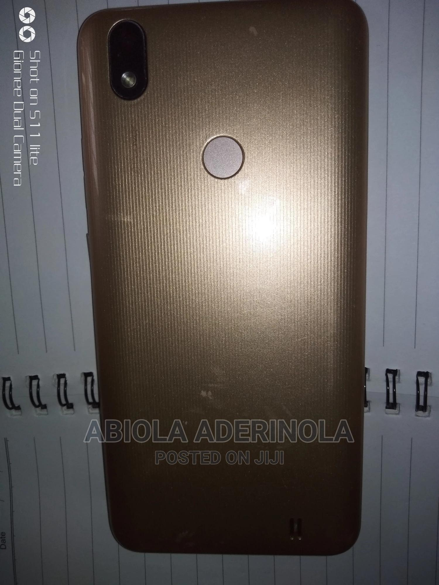 Archive: Tecno Pouvoir 2 16 GB Gold