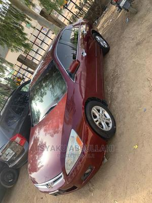 Honda Accord 2007 2.4 Exec Automatic Red | Cars for sale in Kano State, Kano Municipal