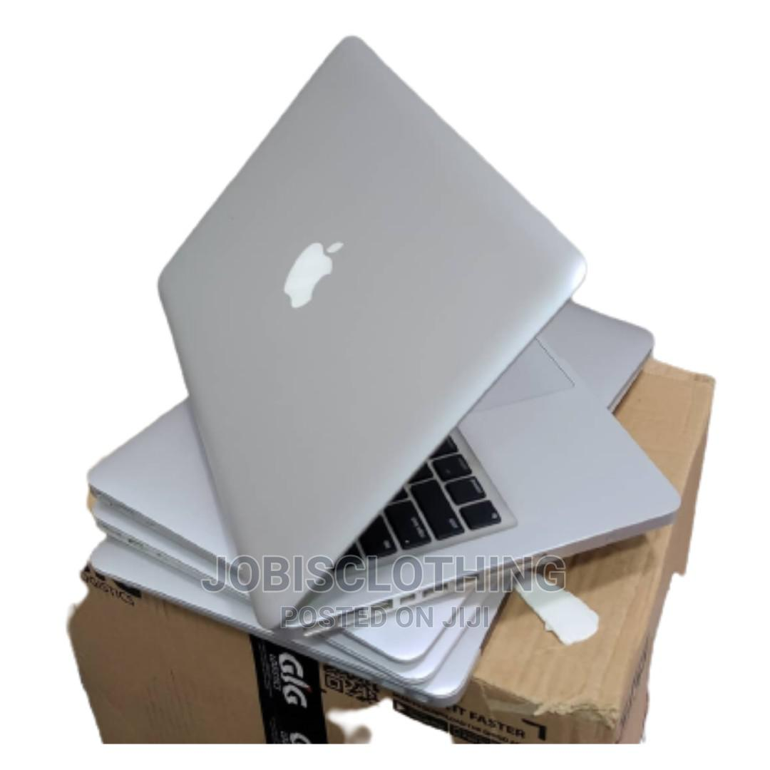 Laptop Apple MacBook Pro 8GB Intel Core I5 HDD 500GB   Laptops & Computers for sale in Lekki, Lagos State, Nigeria