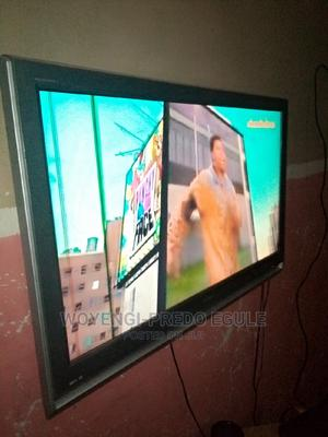 Toshiba Plasma Tv Very Strong 42 Inches | TV & DVD Equipment for sale in Bayelsa State, Yenagoa