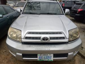 Toyota 4-Runner 2004 Limited Silver   Cars for sale in Rivers State, Port-Harcourt