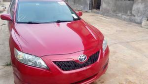 Toyota Camry 2008 2.4 SE Red | Cars for sale in Ogun State, Ado-Odo/Ota