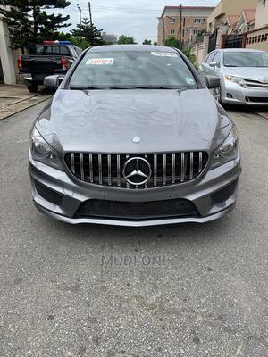 Mercedes-Benz CLA-Class 2015 Gray | Cars for sale in Lagos State, Ikeja
