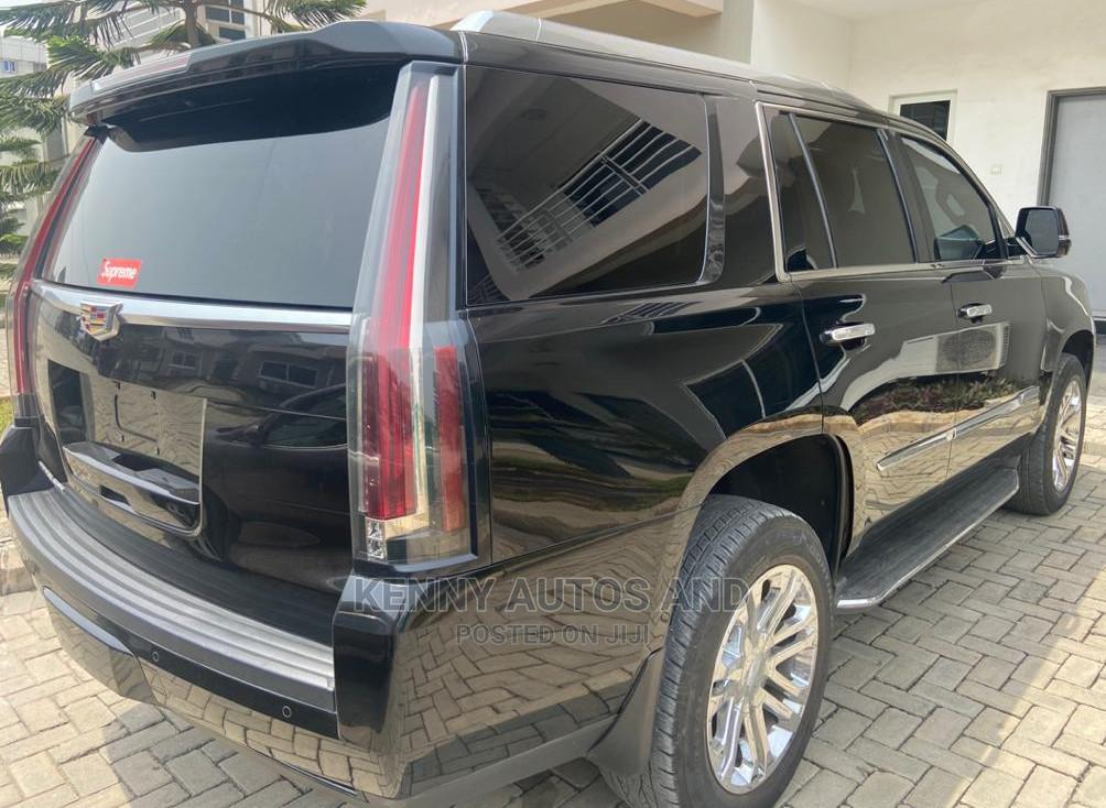 Cadillac Escalade 2016 Black   Cars for sale in Maryland, Lagos State, Nigeria