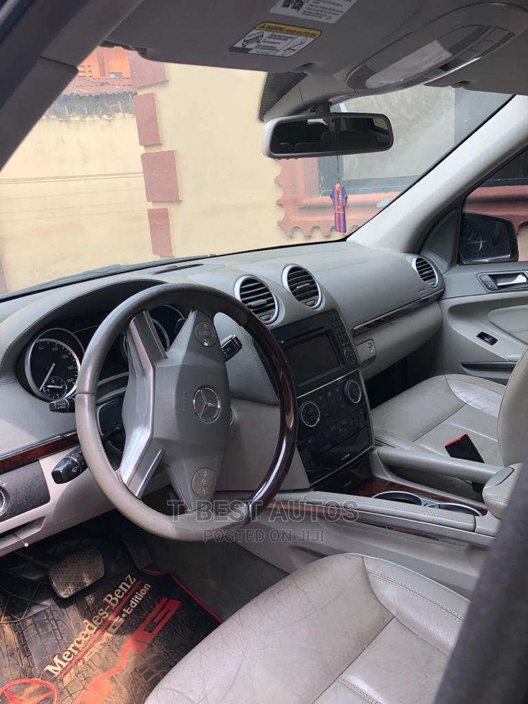 Archive: Mercedes-Benz M Class 2012 Black