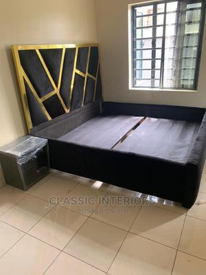 Quality Bedframe 6x6   Furniture for sale in Lagos State, Lekki