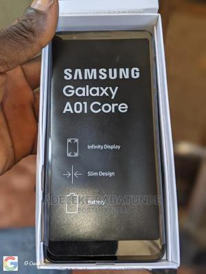 New Samsung Galaxy A01 Core 16GB Black | Mobile Phones for sale in Oyo State, Ibadan