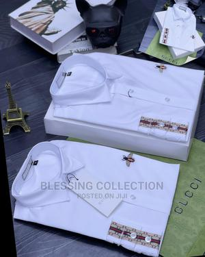 Burbbery Nd Gucci T Shirts | Clothing for sale in Lagos State, Lagos Island (Eko)