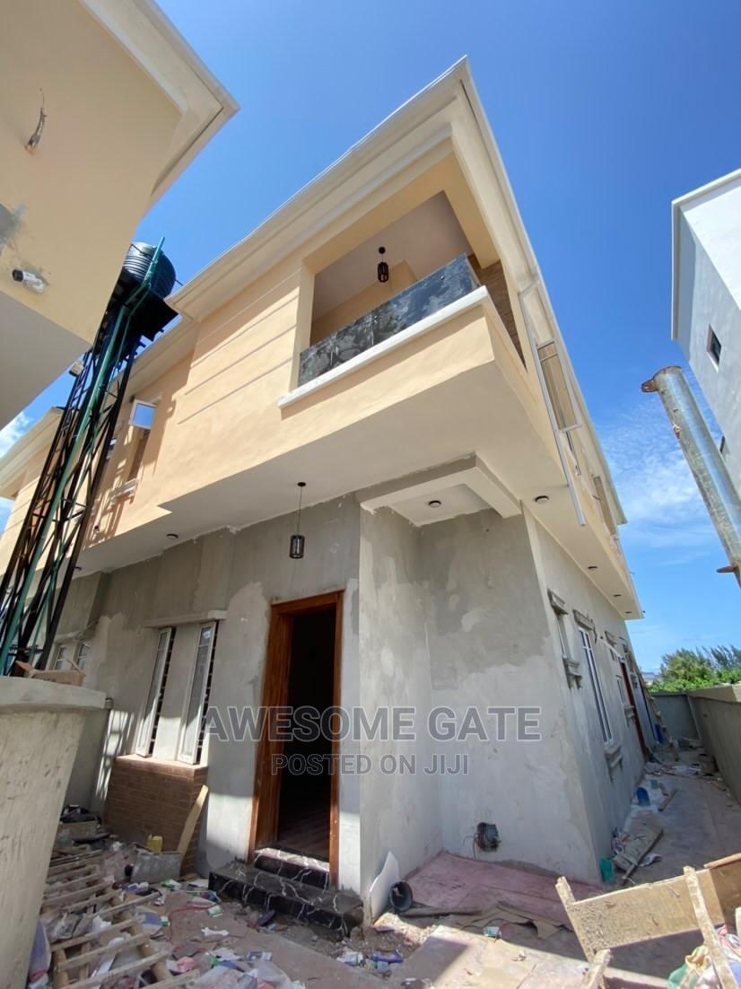 4bdrm Duplex in Gra, Ikota for sale
