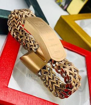 High Quality Designer Stainless Steel Bracelet Available | Jewelry for sale in Lagos State, Lagos Island (Eko)