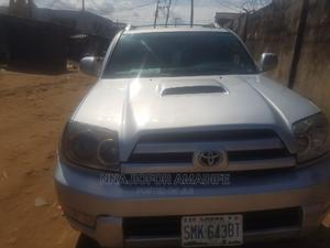 Toyota 4-Runner 2005 Limited V8 4x4 Silver   Cars for sale in Lagos State, Ejigbo