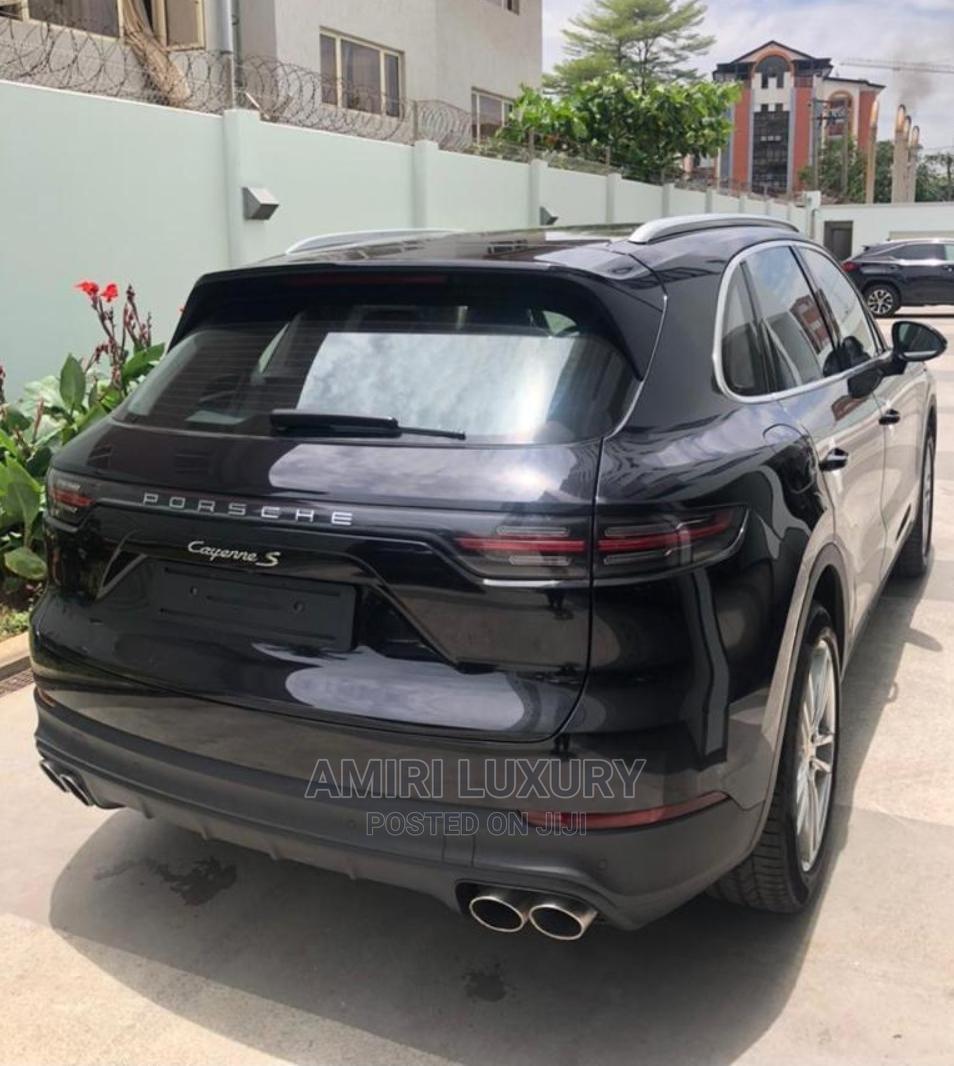New Porsche Cayenne 2020 S AWD Black | Cars for sale in Lekki, Lagos State, Nigeria