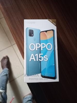 Oppo A15s 64 GB Blue | Mobile Phones for sale in Abuja (FCT) State, Dei-Dei