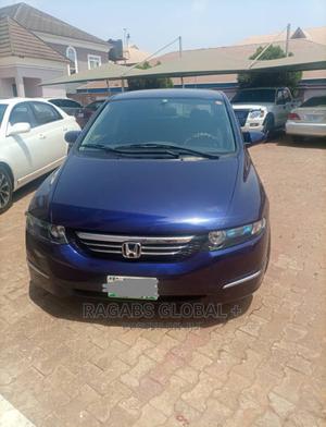 Honda Odyssey 2004 LX Automatic Blue | Cars for sale in Edo State, Benin City