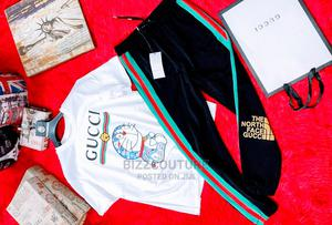 High Quality GUCCI T-Shirts Joggers for Men | Clothing for sale in Lagos State, Magodo