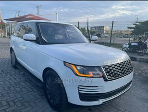 Land Rover Range Rover Vogue 2018 White   Cars for sale in Lagos State, Lekki